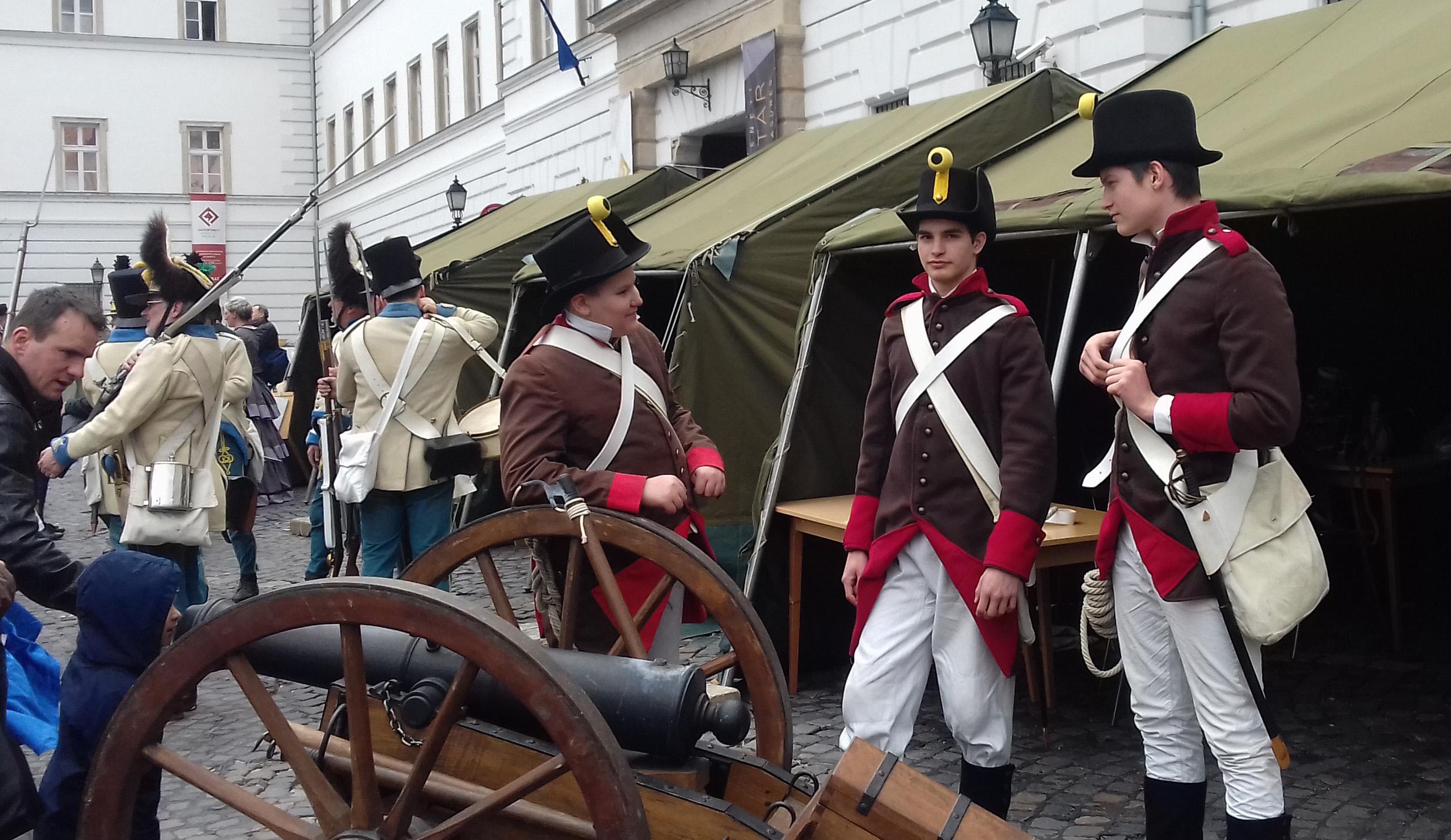 15 mars - commémoration de la guerre d'indépendance 1848
