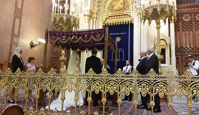 mariage juive
