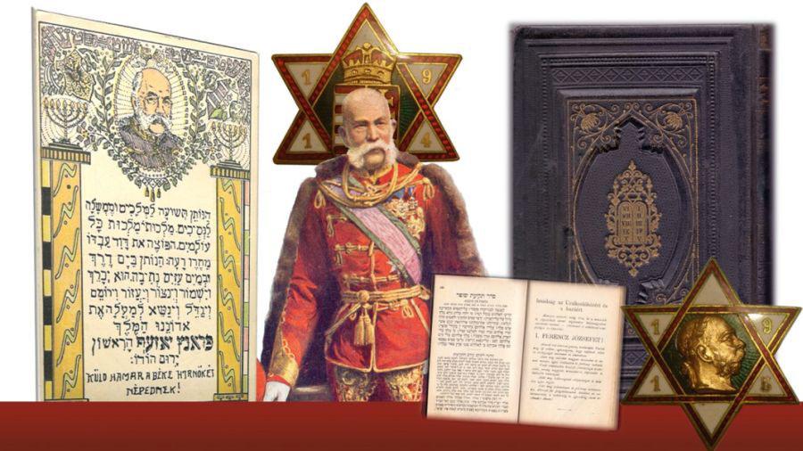 François-Joseph émancipe les Juifs