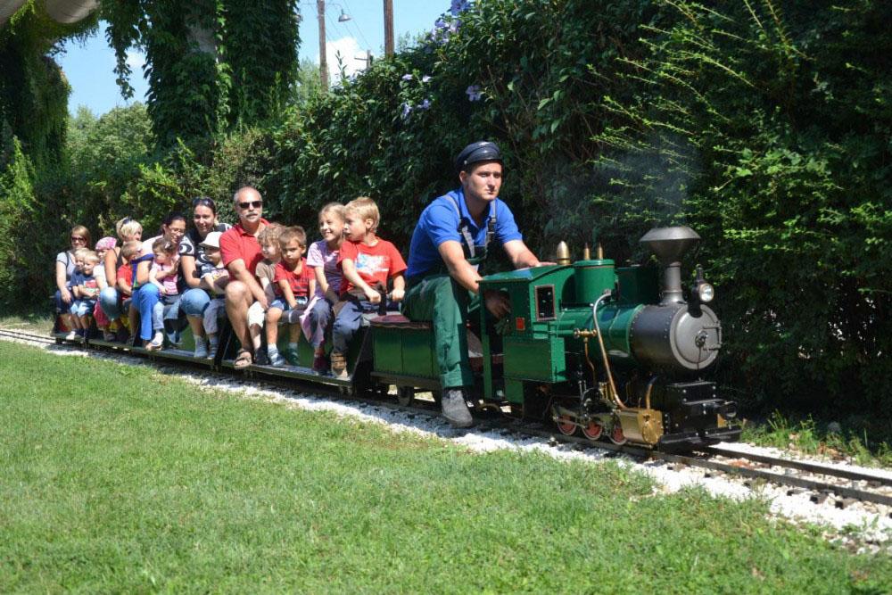 petit train pour enfants