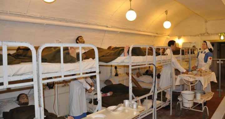 l'Hôpital de Rocher
