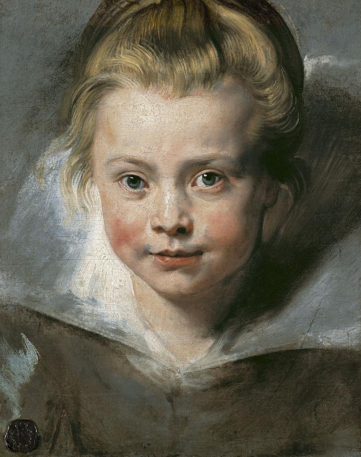 la fille de Rubens