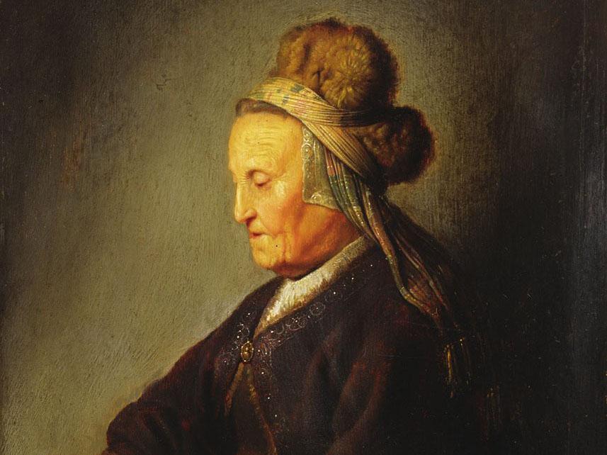 la mère de Rembrandt