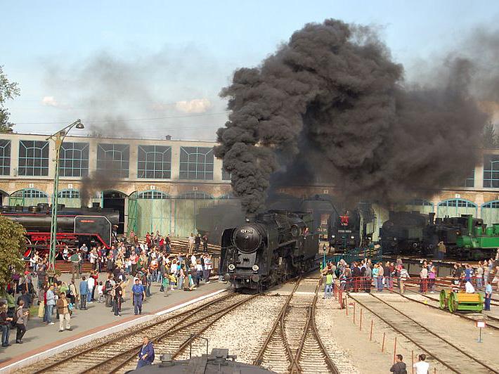 les passionné du monde ferroviaire